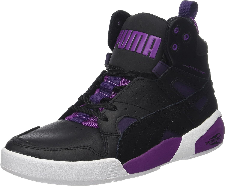 Zoológico de noche Por Fanático  Puma FTR Future Trinomic Slipstream Lite Mens Sneakers/Shoes - Black - Size  US 8.5: Amazon.ca: Shoes & Handbags