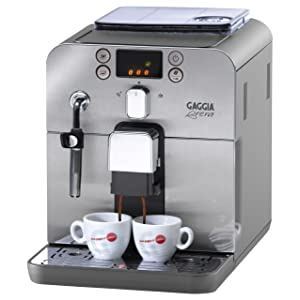 Gaggia Brera Super-automatic Espresso Machine