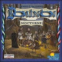Rio Grande Games Current Edition Dominion Nocturne Board Game