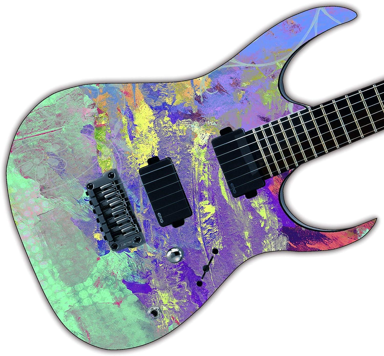DesignDivil Calcomanía de Vinilo para Guitarra, con impresión de ...