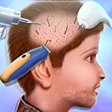 Hair Transplant Simulator - Doctor ER Emergency Surgery Game