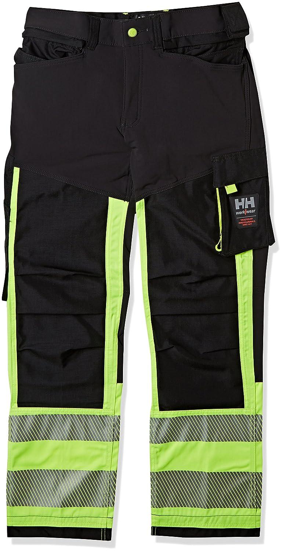 Helly Hansen Unisex Adult X Chefs Pants Yellow C46 Waist 32 80 01cm Inside Leg 31 Gewerbe Industrie Wissenschaft