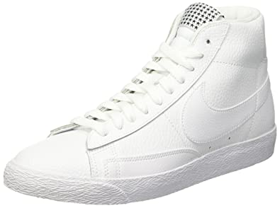 low priced eedfb b362b ... australia nike blazer mid prm vntg chaussures de basket homme marron  blanc gum light d9a1a aed00
