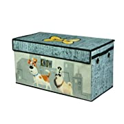 Universal Secret Life of Pets Collapsible Storage Trunk