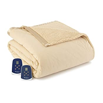 Shavel Home 10 Heat Settings King Size Electric Blanket