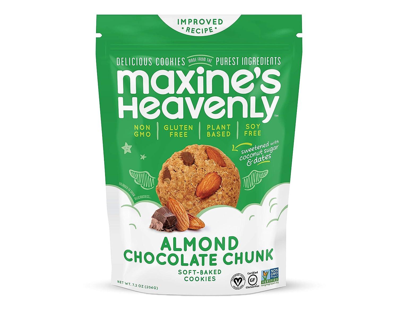Galletas celestiales Maxines, veganas, sin gluten, sin soja ...