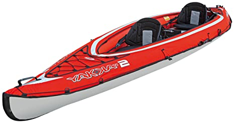 BIC Yakkair HP 2 - Kayak Hinchable, Color Rojo, 4.10 m ...