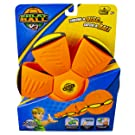Goliath Sports Phlat Ball V3 Solid Neon Orange/ Yellow Bumper