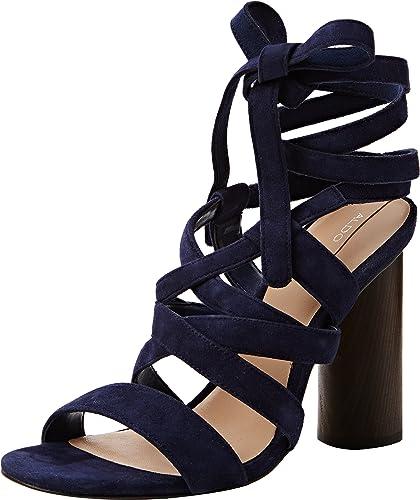 navy suede sandals uk