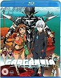 Gargantia On The Verdurous Planet Complete Series Blu-ray