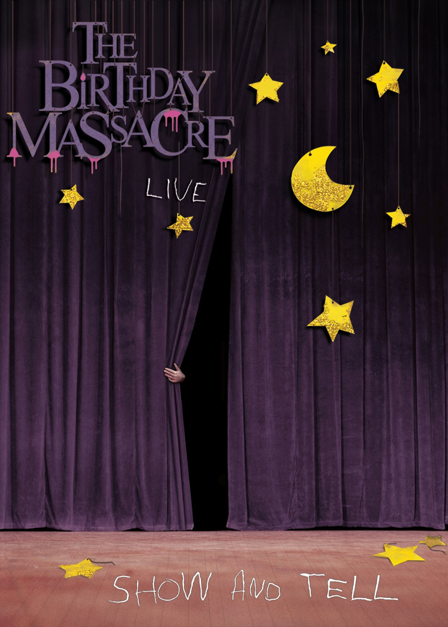 DVD : The Birthday Massacre - Show And Tell (DVD)