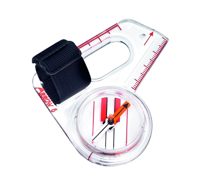 Suunto Kompass ARROW-6 NH COMPASS, weiß, One Größe, SS015166000