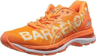Asics Gel-Nimbus 20 Barcelona Marathon, Zapatillas de Running para Mujer: Amazon.es: Zapatos y complementos