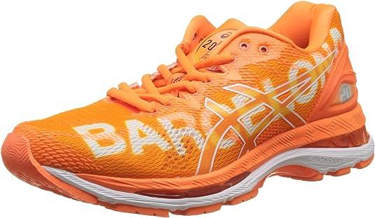 Asics Gel-Nimbus 20 Barcelona Marathon, Zapatillas de Running para Mujer