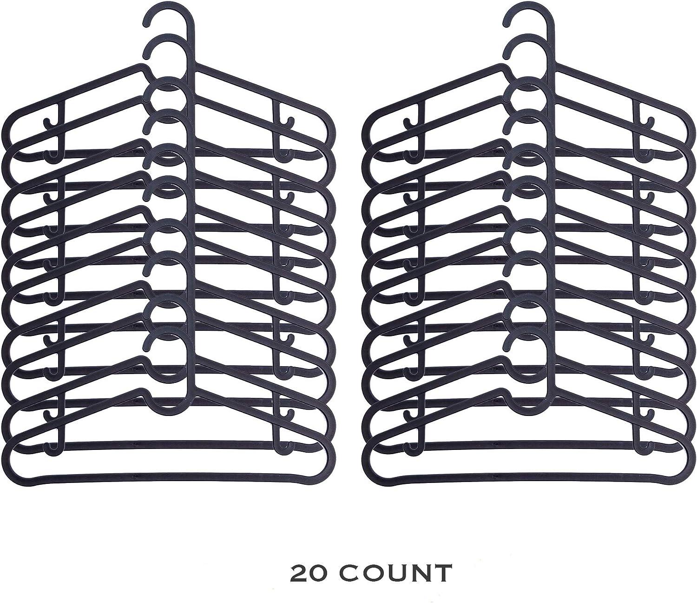 Ikea Spruttig Percha Color Negro 60 Unidades