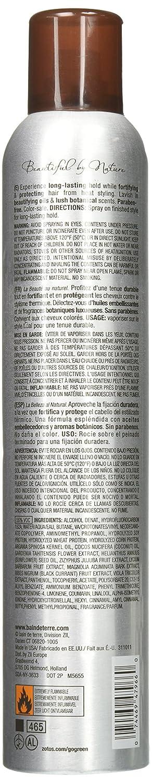 Bain de Terre Keratin Phyto-Protein Strengthening Hair Spray Unisex, 9.1 Ounce