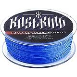 KastKing SuperPower Blue Braided Fishing Line 500M(547 Yard) / 1000M(1100 Yard) Advanced Superline