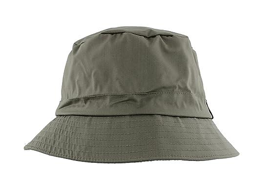 379d5135598d5 Wax Fisherman Bucket Bush Hat (A60)  Amazon.co.uk  Clothing