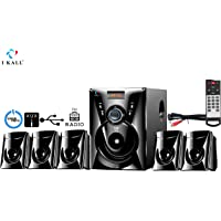 IKALL TA-111 5.1 Channel Home Theater System (Black)