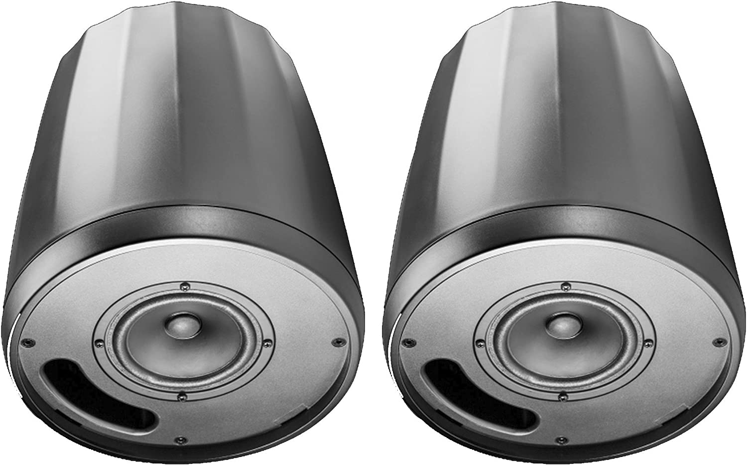JBL Professional C64P/T Compact Full-Range Hanging Pendant Loudspeaker, Black, Sold as Pair