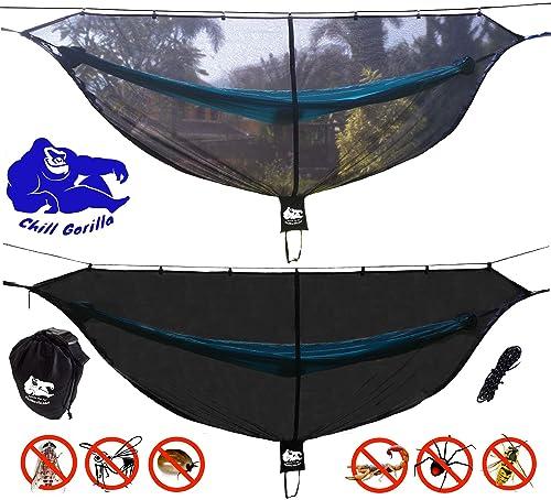 Chill Gorilla Hammock Defender Mosquito Net