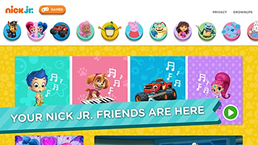 29cd04ae6 Amazon.com  Nick Jr. - Shows   Games  Appstore for Android