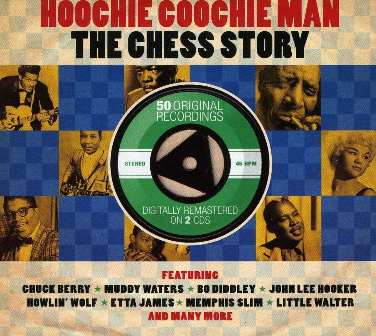 Hoochie Coochie Man
