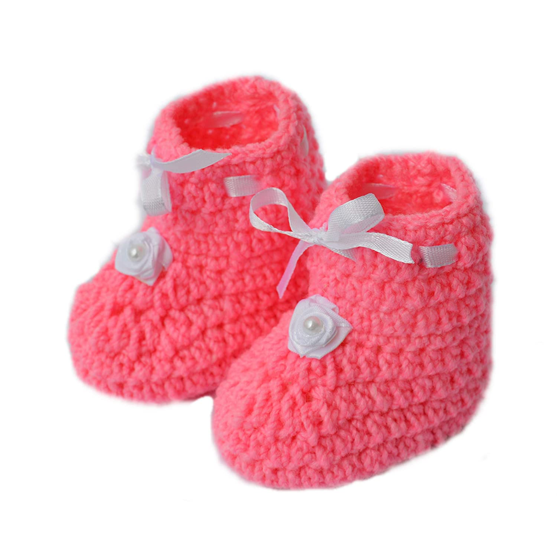 Love Crochet Art Crochet Baby Booties