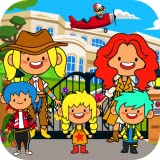 My Pretend Family Mansion - Big Friends Dollhouse Games FREE