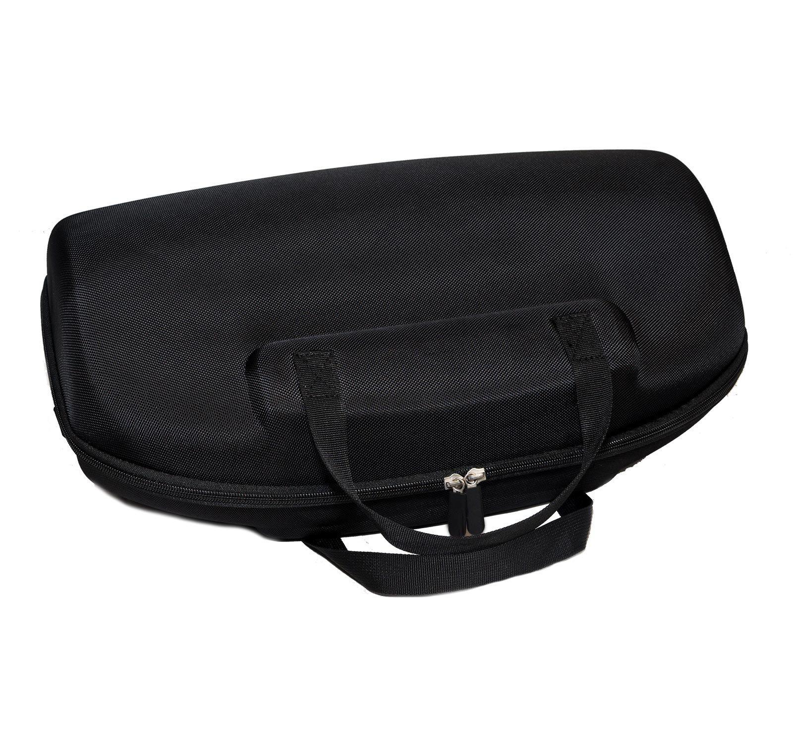 JBL Boombox Portable Bluetooth Waterproof Speaker Bundle with Hardshell Storage Case (Black) by JBL (Image #6)