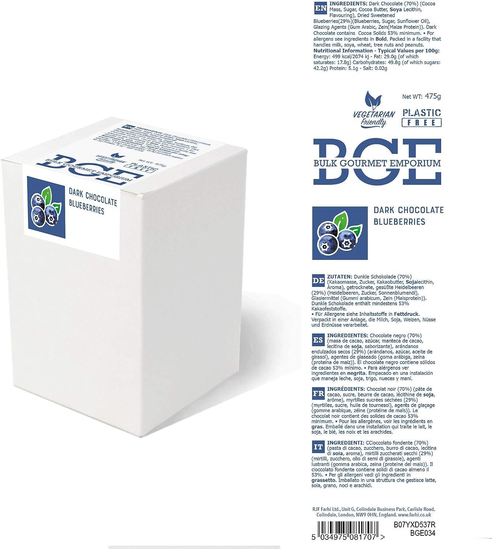 Bulk Gourmet Emporium - Caja a granel de arándanos con ...