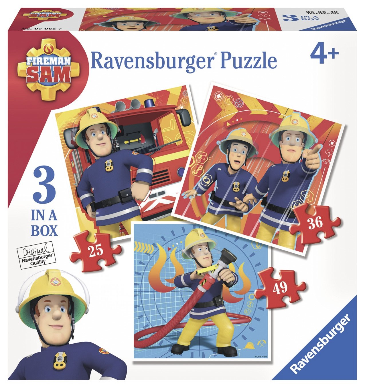 feuerwehrmann sam puzzle