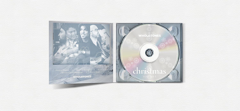 Michael S. Tyrrell - Wholetones Christmas Volume 1 - Amazon.com Music