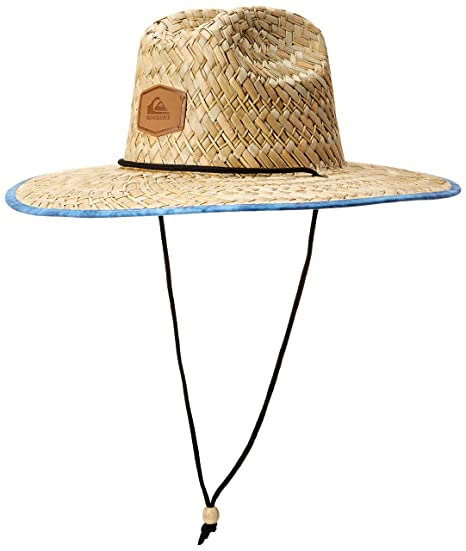 7fd84b84 ... france amazon quiksilver mens outsider sun protection bucket hat  clothing 2174f e3d79