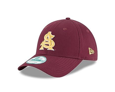 5ec3d79c New Era NCAA Arizona State Sun Devils Adult 9FORTY Adjustable Cap,OSFA, Maroon
