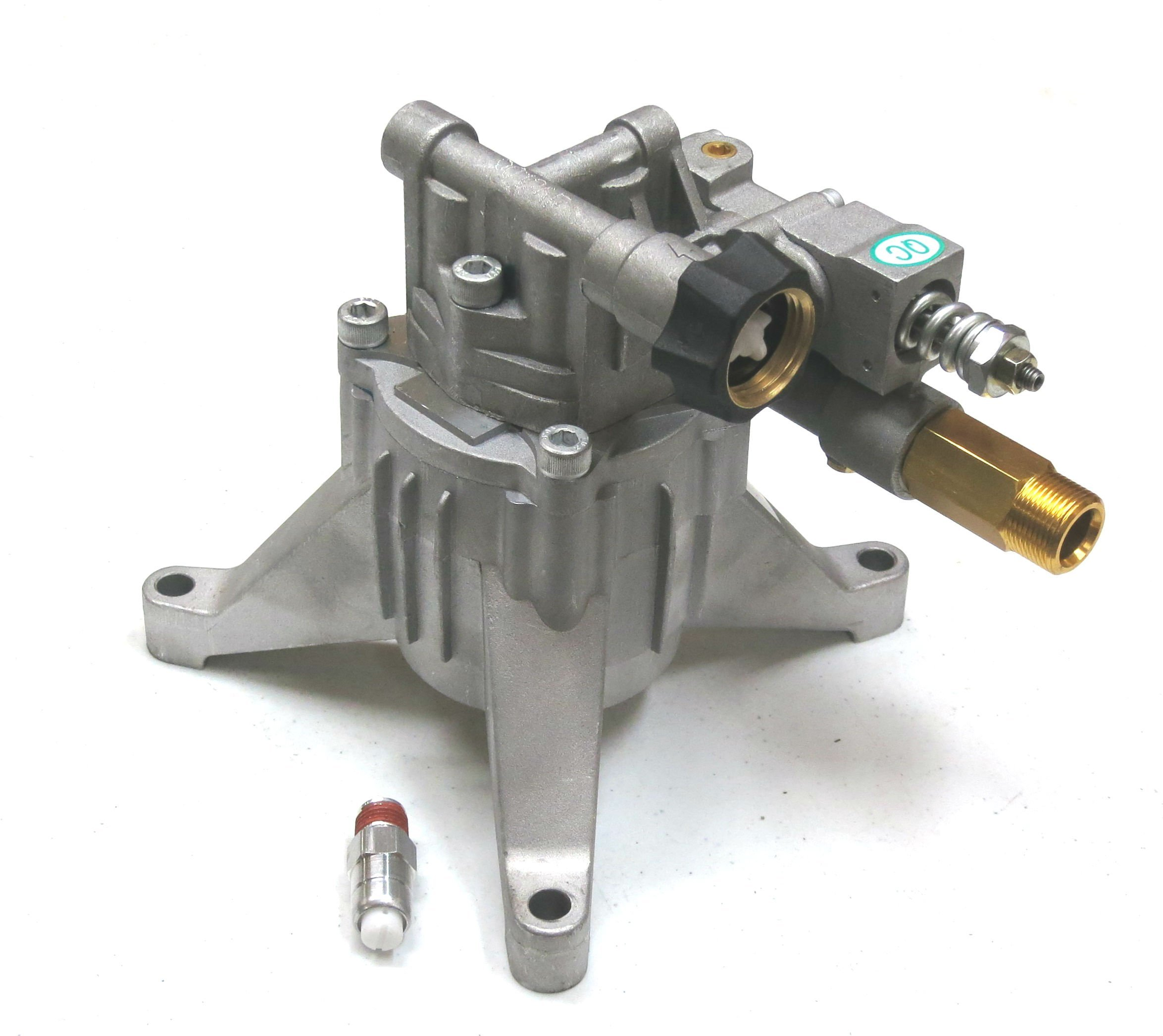 Pressure Washer Water PUMP for Troy Bilt Husky Briggs & Stratton Karcher & More by Himore