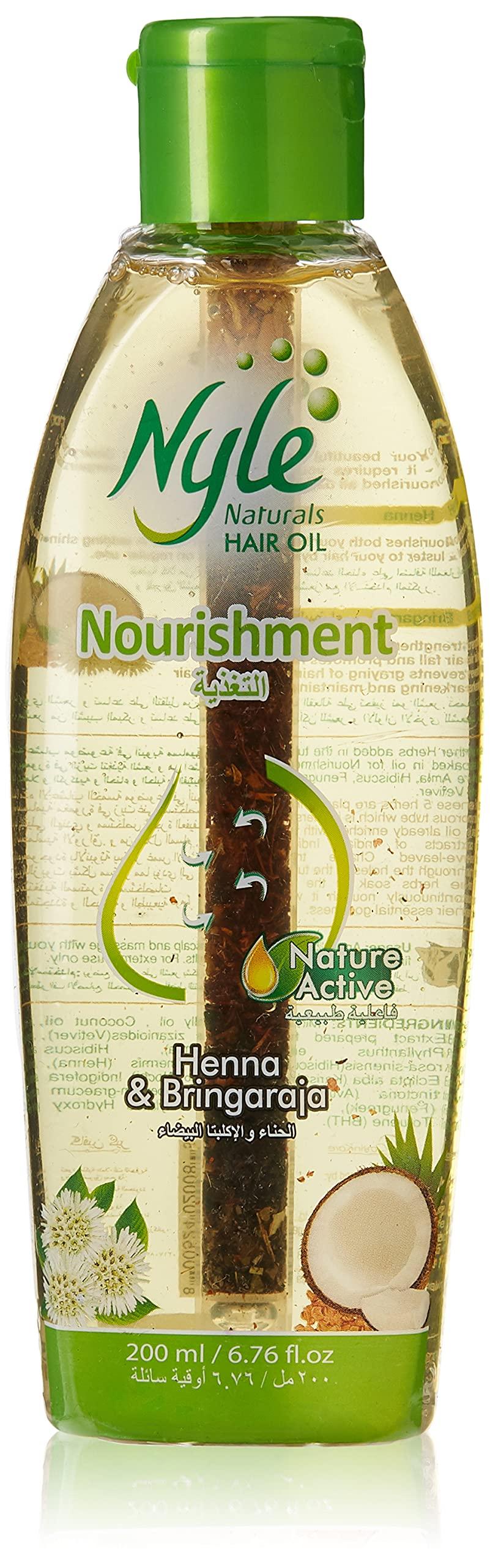 Nyle Herbal Oil - 6.7 Fl Oz