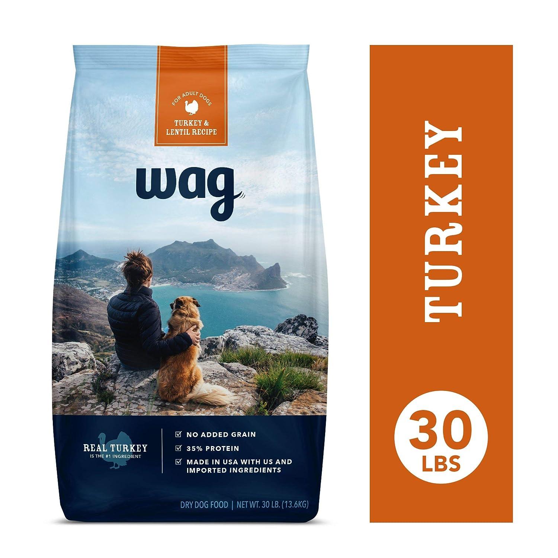 Wag Brand Dry Dog food