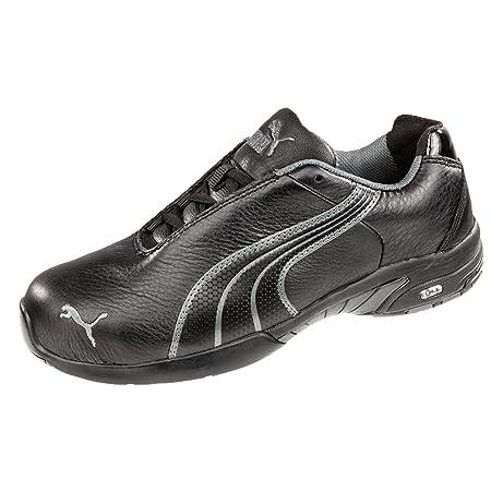 énorme réduction 413f2 4409b Puma Velocity Womens Low Black S3 Safety Shoes : 202, Size ...