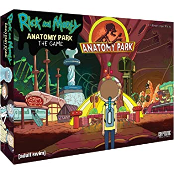 Rick & Morty: The Ricks Must Be Crazy Board Game Review ...