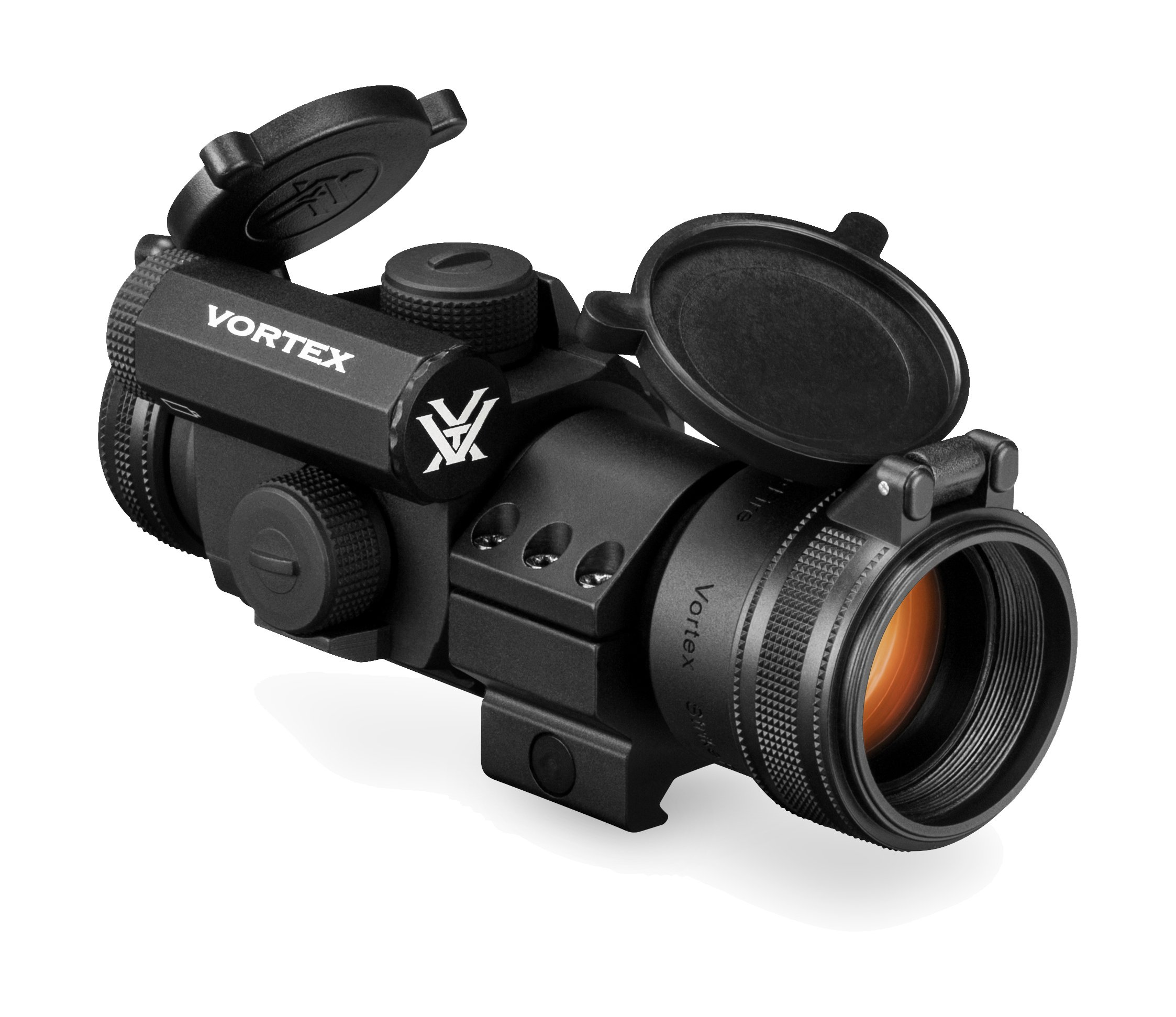 Vortex Optics StrikeFire 2 Red/Green Dot Sight with Cantilever Mount (SF-RG-501)