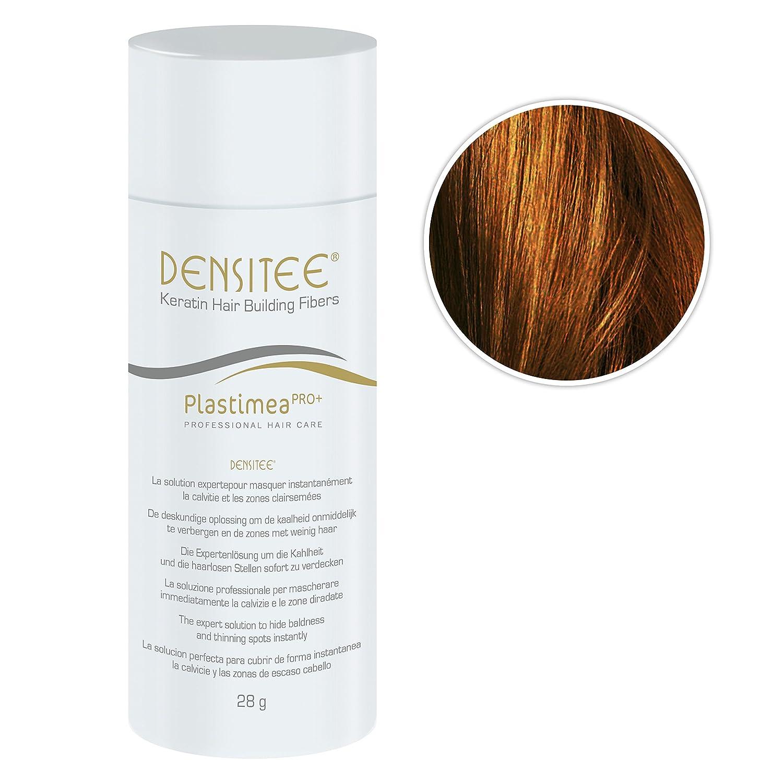 Poudre matifiante pour cheveux ANTI CALVITIE & ALOPÉCIE - Poudre capillaire densifiante - DENSITEE, la solution immédiate Masque calvitie, perte de cheveux & racines Microfibres de KÉRATINE NATURELLE Brun Clair Mascara cheveux - White Edition - Nor