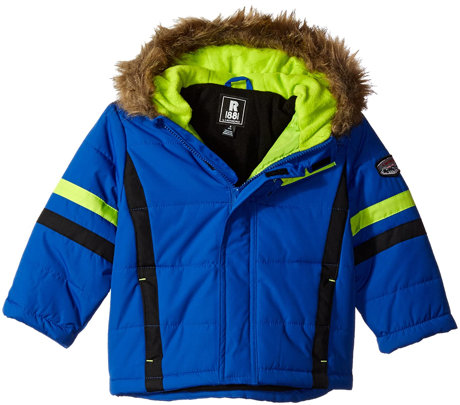 Rothschild Boys' Toddler Parka Snowsuit 06473
