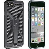 TOPEAK(トピーク) ライドケース (iPhone 7用) セット ブラック BAG37200