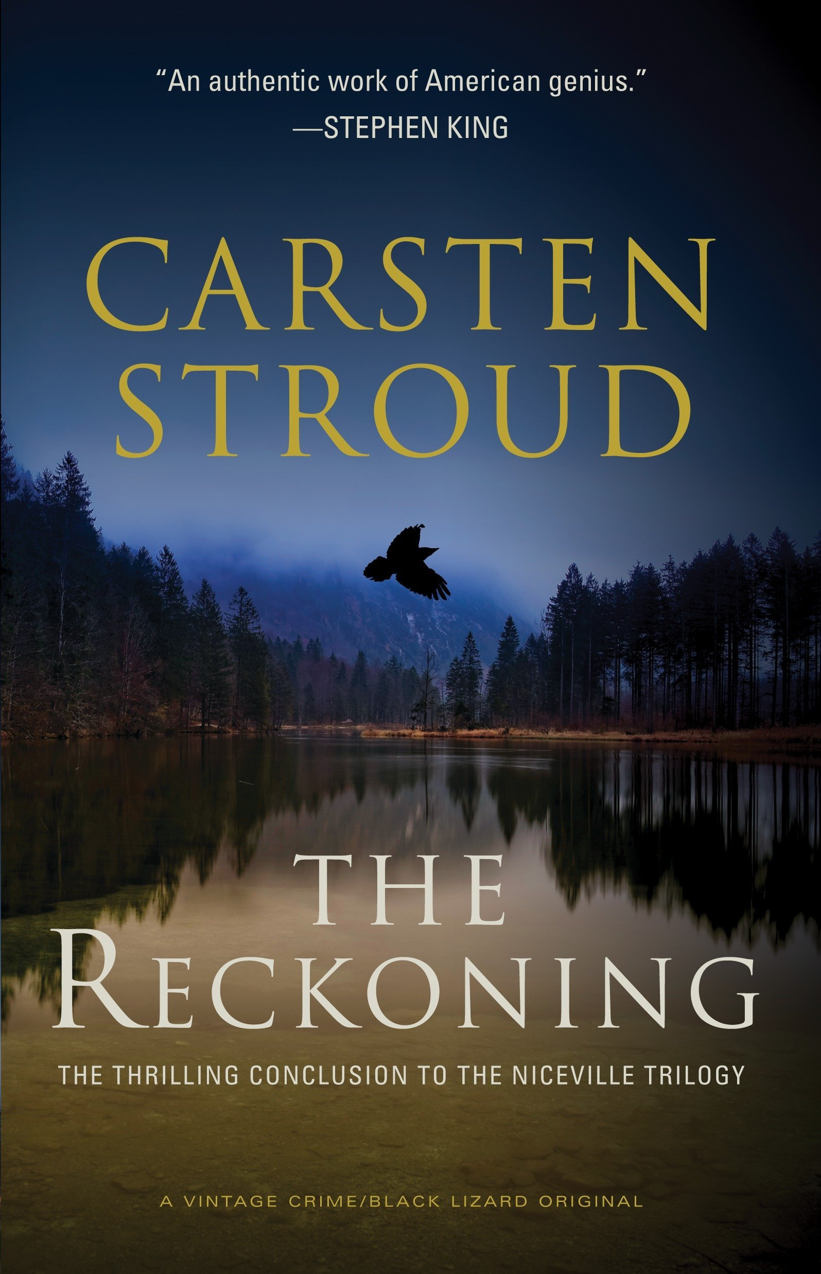 The Reckoning: Book Three of the Niceville Trilogy The Niceville Trilogy: Vintage Crime/Black Lizard Original: Amazon.es: Carsten Stroud: Libros en idiomas ...
