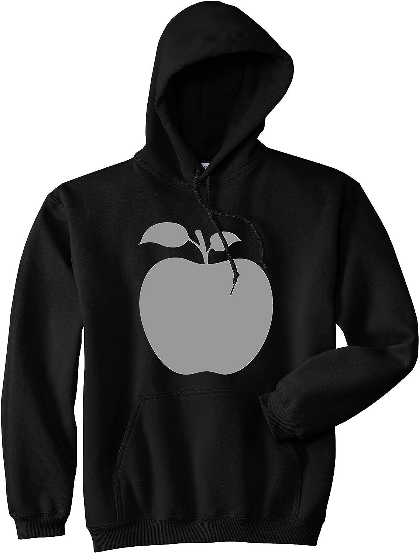 Apple Chest Logo Pullover Hoodie Hoody