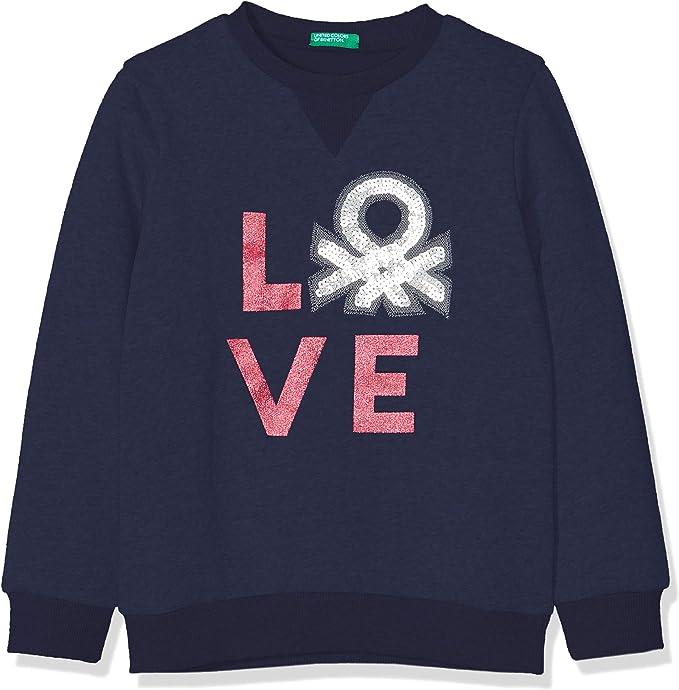 Felpa Bambina United Colors of Benetton Sweater
