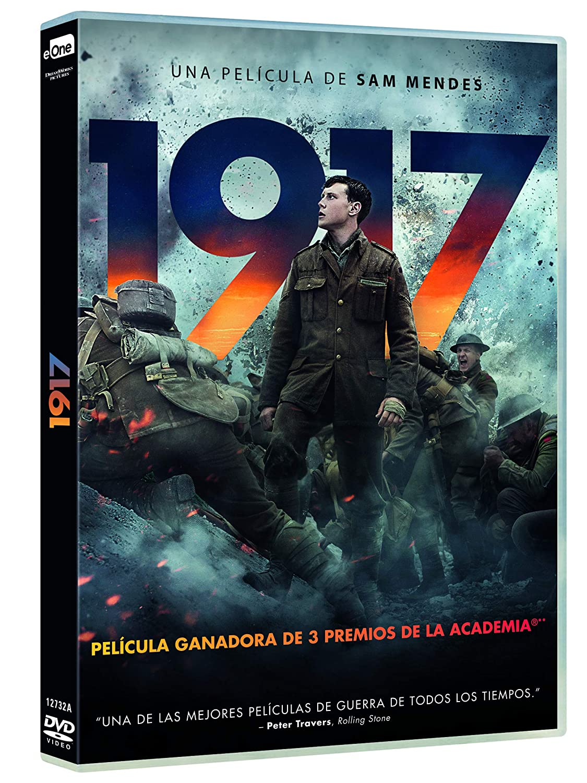 1917 (Dvd): Amazon.es: Dean-Charles Chapman, George MacKay, Daniel ...