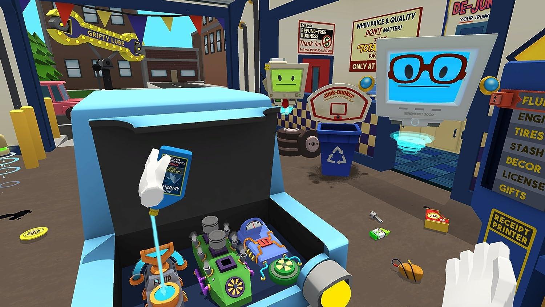 Job Simulator Playstation Vr Video Games Switch Lego Worlds Asia English
