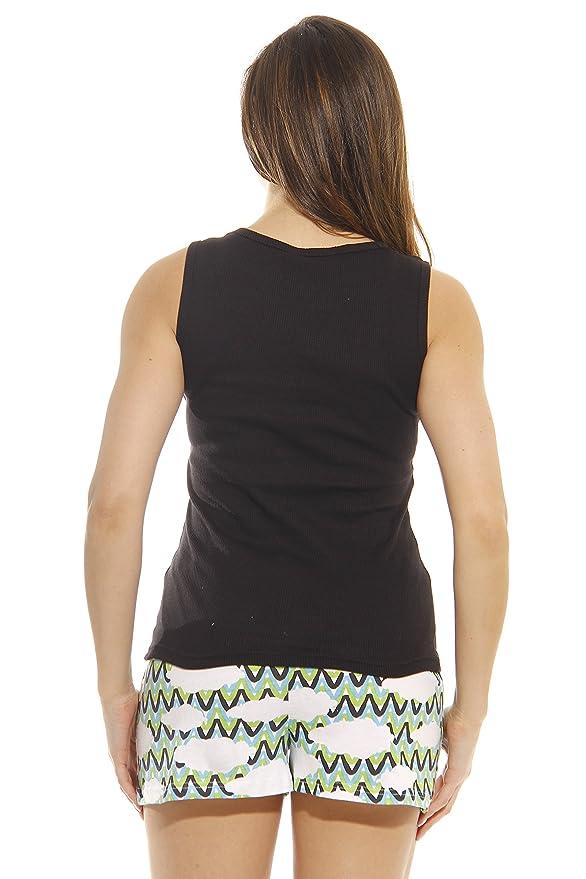 Just Love Sólo Amor mujer pijamas/corta conjuntos/mujer pijama: Amazon.es: Ropa y accesorios